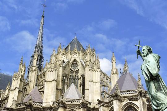 Frankreichs Osten: Notre Dame d'Amiens