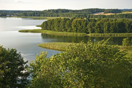 Polen (Masuren): Wigierski Nationalpark