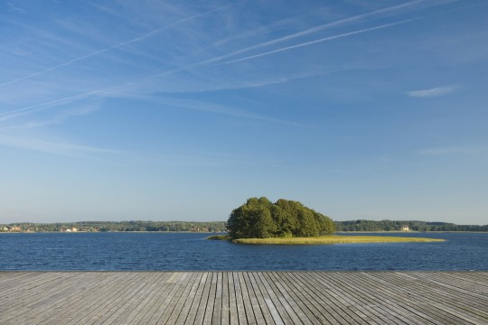 Polen (Masuren): Masurische Seenplatte