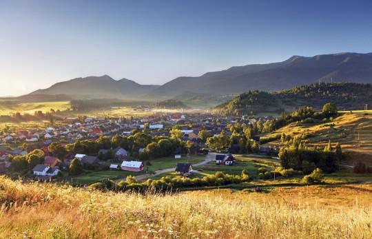 Slowakei (Tatra): Zuberec