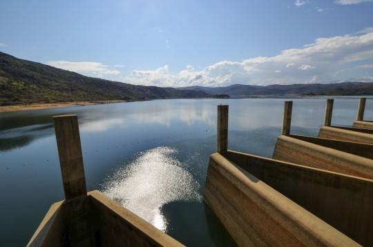 Swasiland: Maguga Dam