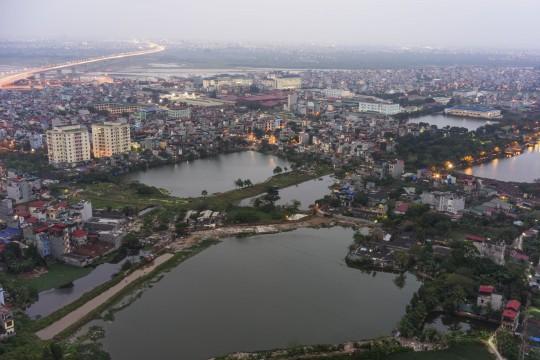 Hanoi: Skyline