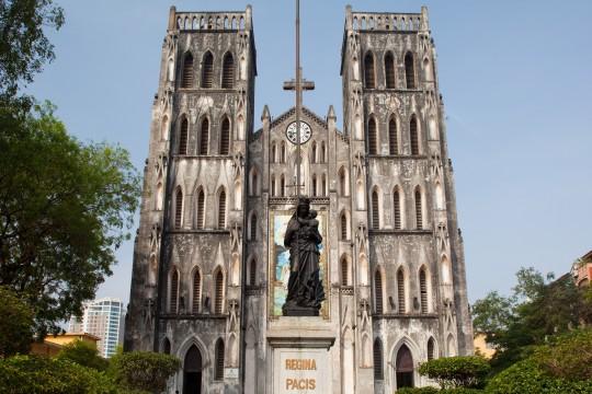 Hanoi & Ha Long Bucht: Kathedrale Sankt Joseph