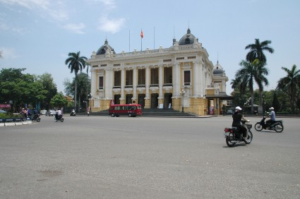 Oper in Hanoi