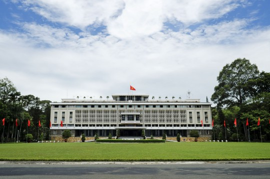 Saigon & Südküste: Wiedervereinigungspalast