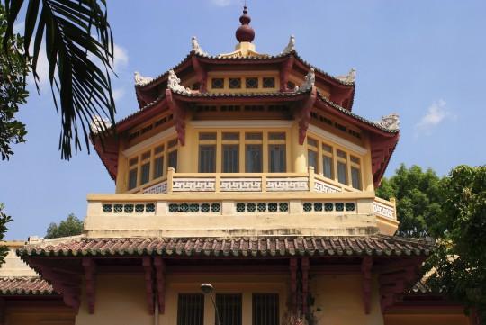 Saigon & Südküste: Historisches Museum
