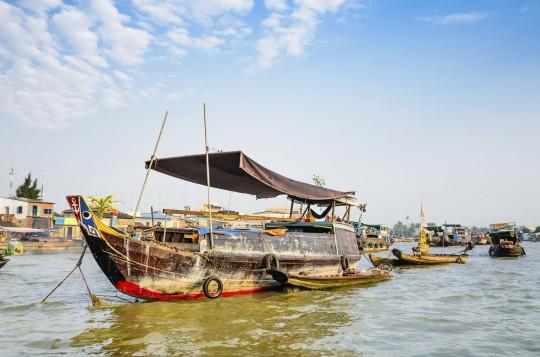 Saigon & Südküste: Cai Rang