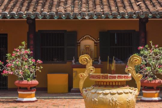 Saigon & Südküste: Giac Lam Pagode