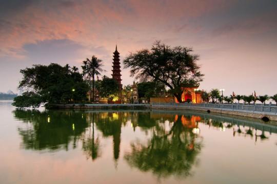 Saigon & Südküste: Quoc Tu Pagode