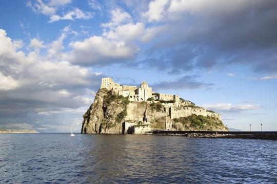 Ischia & Capri: Castello Aragonese, Ischia