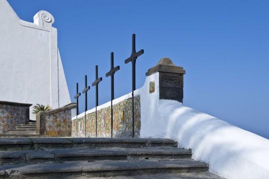 Ischia & Capri: Santa Maria del Soccorso, Ischia