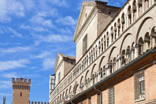 Mittlere Adria: Ferrara