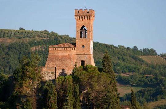 Mittlere Adria: Rocca di Brisighella