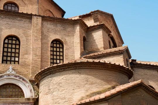 Mittlere Adria: Basilika San Vitale