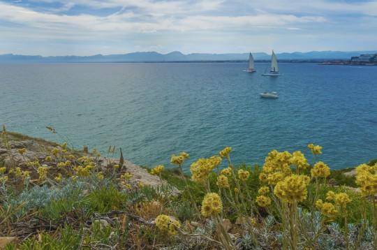 Costa Dorada: Landschaft