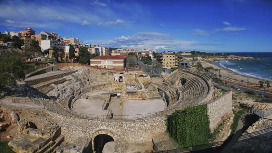 Costa Dorada: Küstenlinie von Tarragona