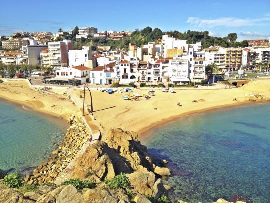 Costa Dorada: Sitges