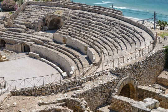 Costa Dorada: Römisches Amphitheater