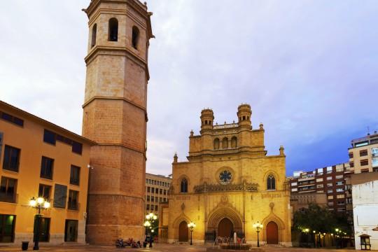 Costa del Azahar: Glockenturm el Fadrí