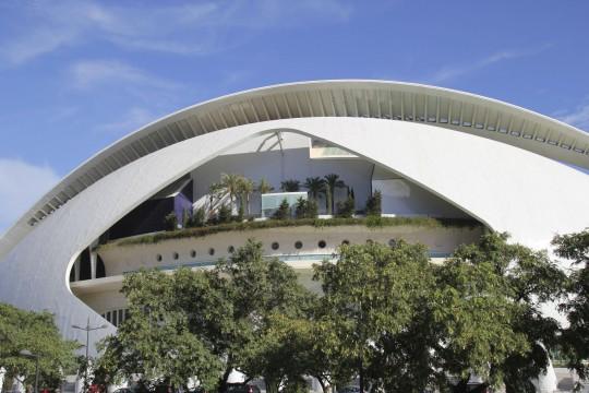 Costa del Azahar: Palau de les Arts Reina Sofía