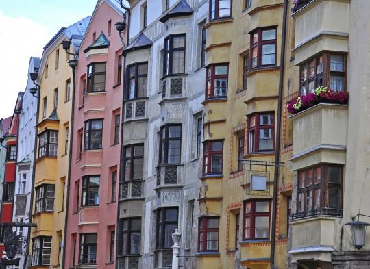 Innsbruck: Häuser
