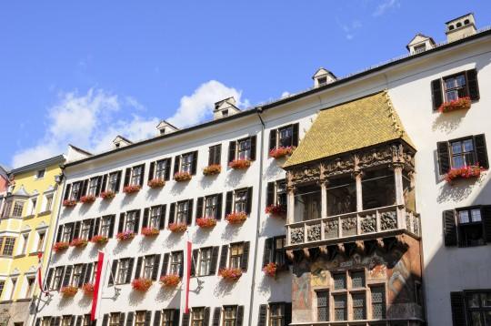 Innsbruck: Goldenes Dachl