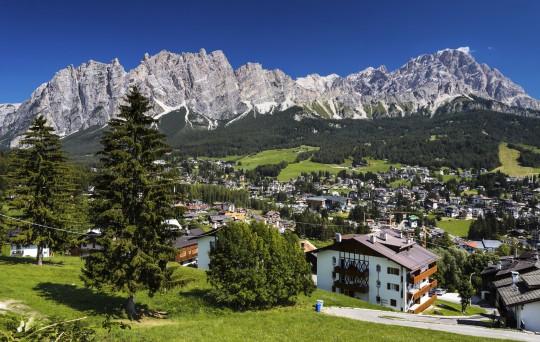 Obere Adria: Cortina d'Ampezzo