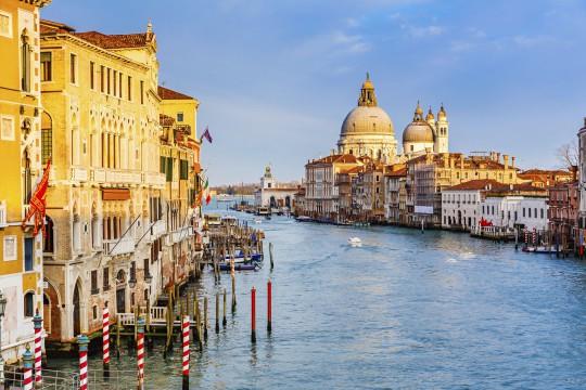 Obere Adria: Venedig