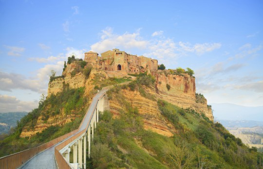 Toskana & Umbrien: Civita di Bagnoregio