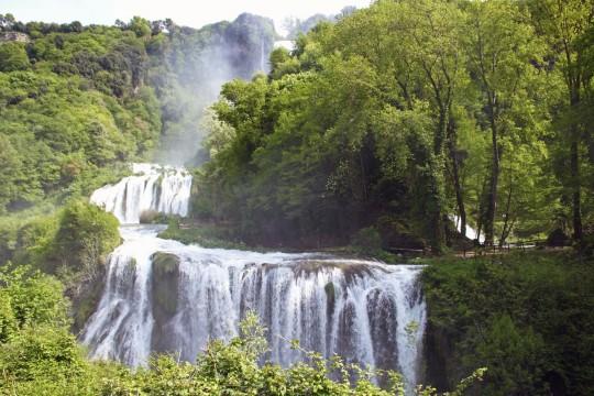 Toskana & Umbrien: Cascate delle Marmore