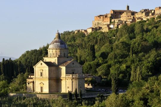 Toskana: Montepulciano