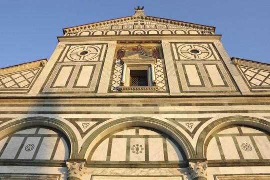 Toskana: Basilica di San Miniato al Monte