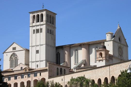 Toskana: Basilica San Francesco
