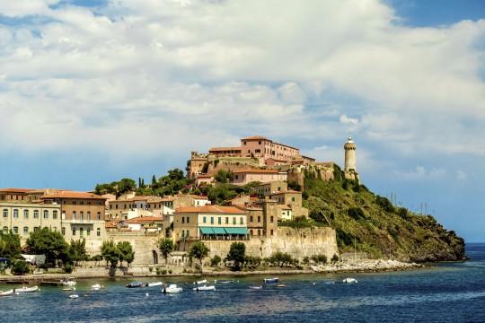 Toskana (Küste & Elba): Portoferraio, Elba