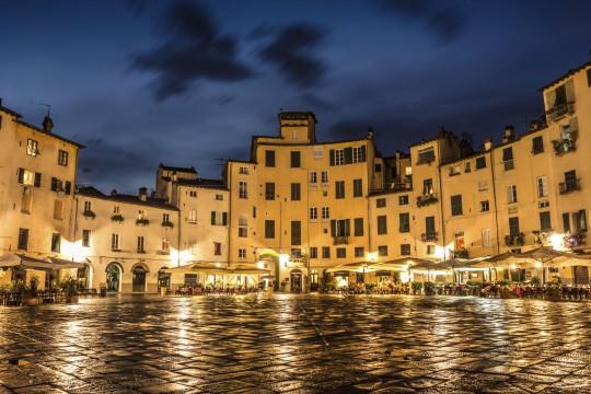 Toskana (Küste & Elba): Lucca