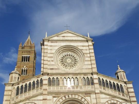 Toskana (Küste & Elba): Duomo di Grosseto