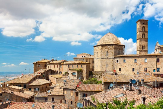 Toskana (Küste & Elba): Volterra