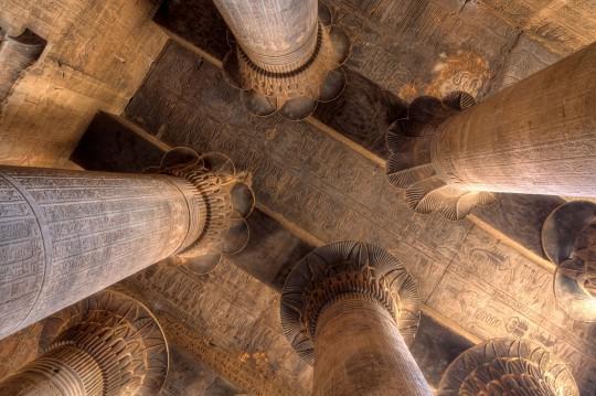 Tempel von Esna