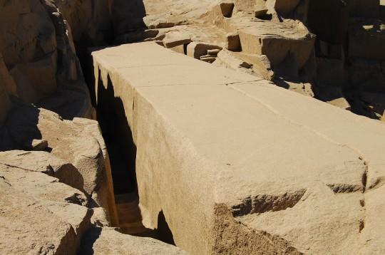 Assuan - Der Unvollendete Obelisk