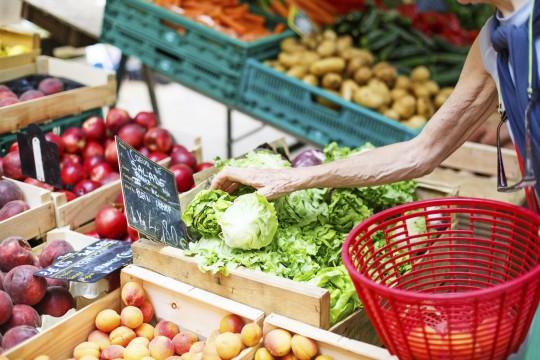 Einkaufen in Esna (Symbolbild)