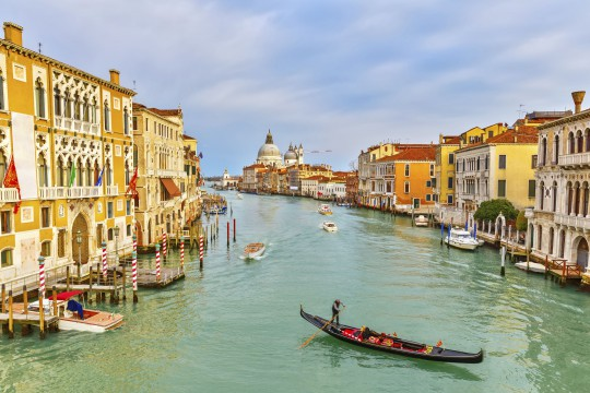 Venedig: Kanal