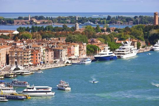 Venedig: Skyline