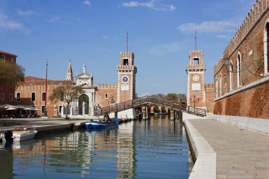 Venedig: Arsenal