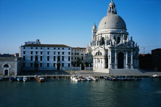 Venedig: Santa Maria della salute