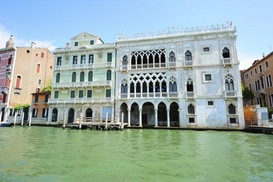 Venedig: Ca' d'Oro