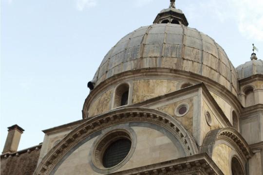Venedig: Santa Maria dei Miracoli