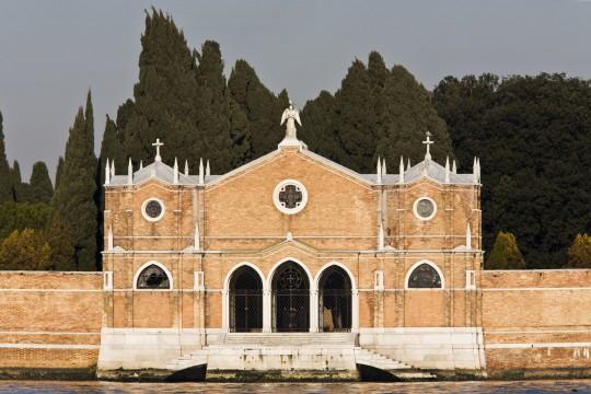 Venedig: San Michele