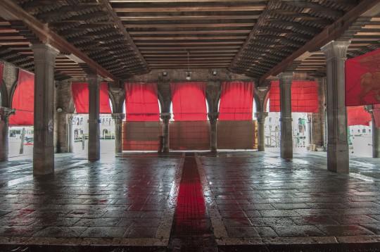 Venedig: Mercato di Rialto