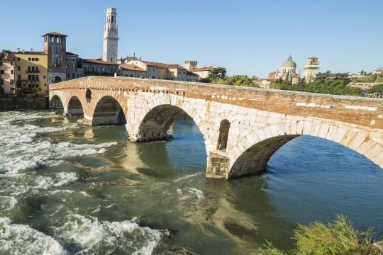 Verona: Ponte Pietra