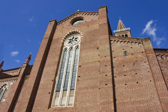 Verona: Kirche Sant'Anastasia